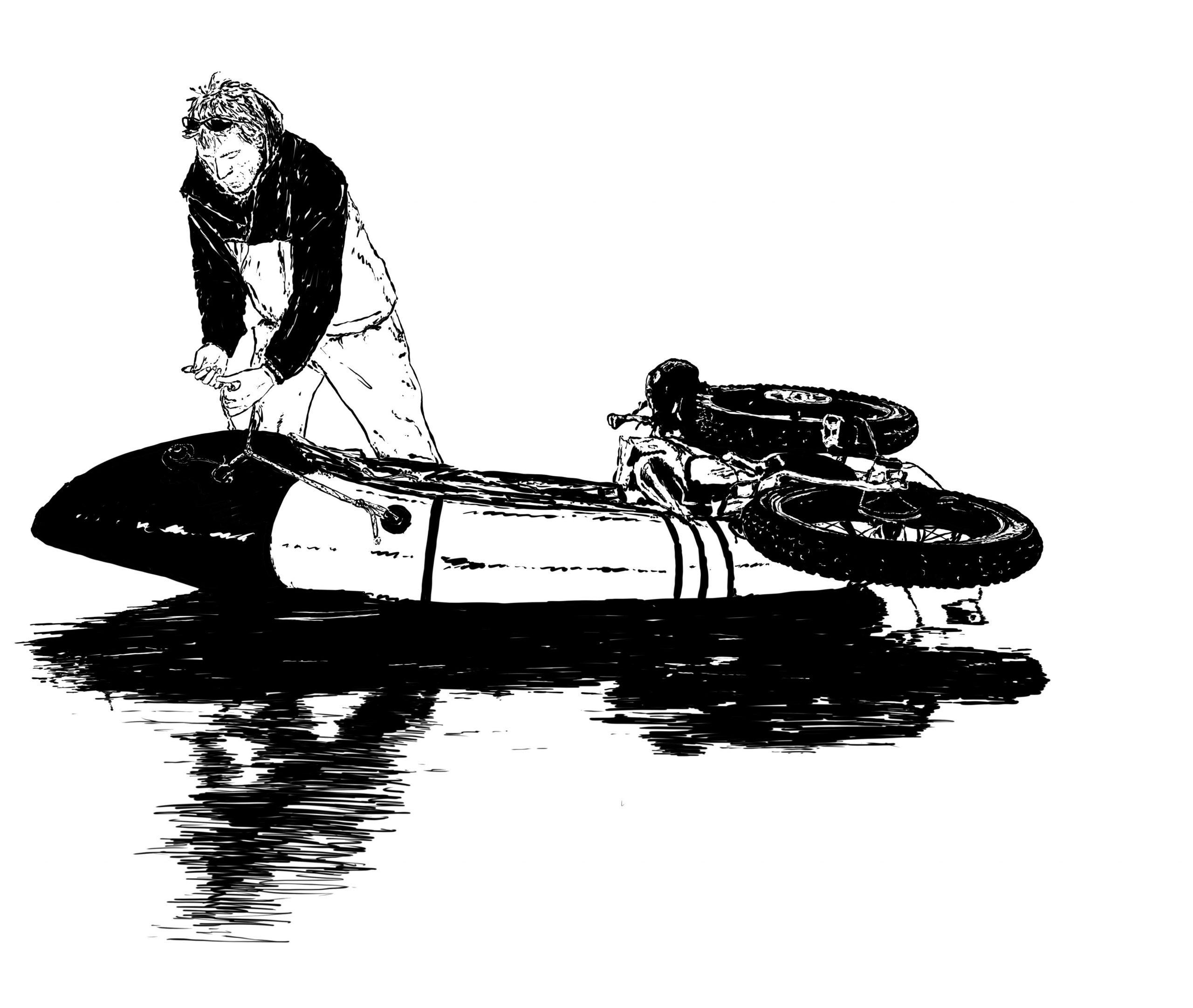 Roman Dial iillustration Jeremie Lamart.